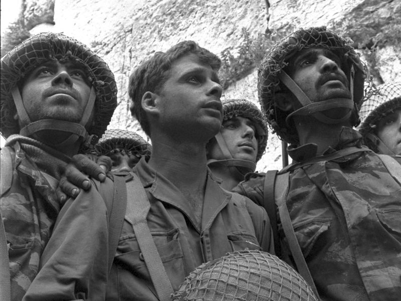 1967: The Six-Day War and the Historic Reunification of Jerusalem